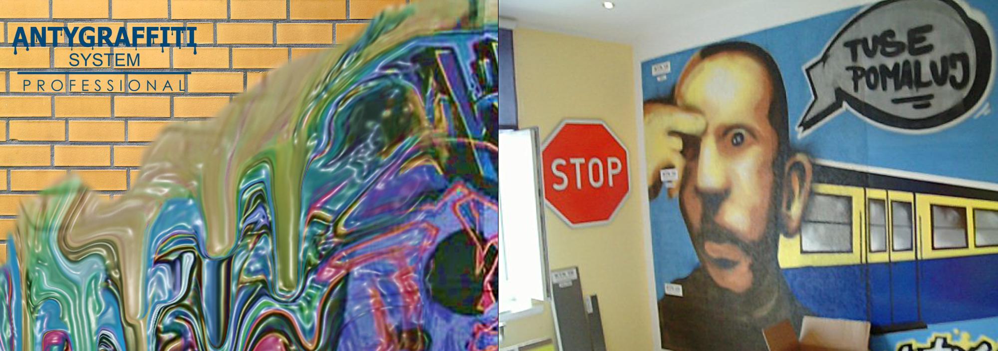 Zmywacze antygraffiti z serii KT