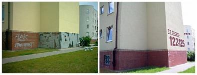 usuwanie graffiti gall 2